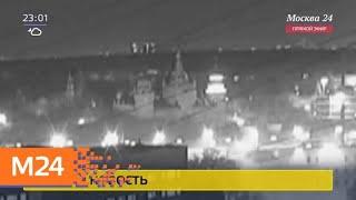 пожар произошел на территории Измайловского кремля - Москва 24