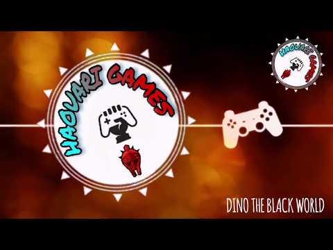 DINO : GETTING TO THE BLACK WORLD  BEST SCORE CHALLENGE