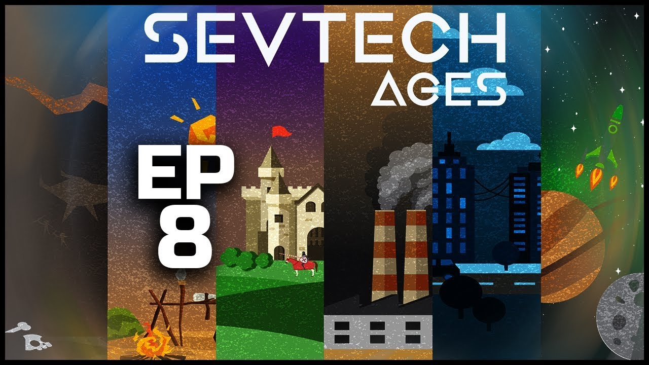 Where is the Ore?! | SevTech: Ages Ep 8