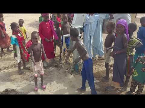 Fahriâlem Su Kuyusu Hayratı - Afrika Çad