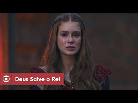 Deus Salve O Rei: capítulo 117 da novela, sexta, 25 de maio, na Globo