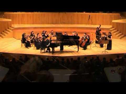 Shostakovich: Piano Concerto No.1 (I & II Mov.) - Christian Badian, Piano
