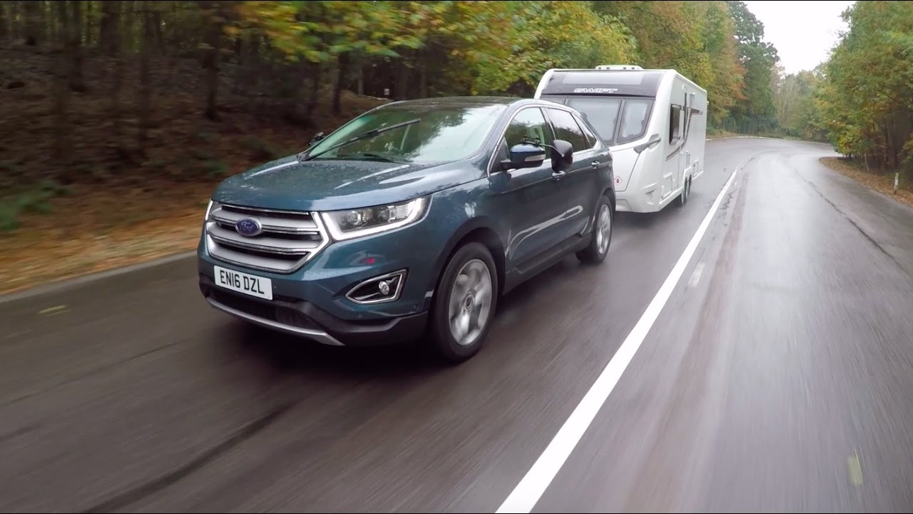 Ford Edge Towing Capacity >> Ford Edge Review Ford Tow Cars Practical Caravan