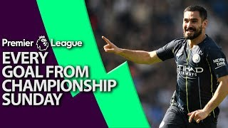 Download Every goal from Premier League Championship Sunday | NBC Sports Mp3 and Videos