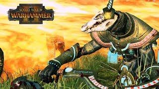STONE-BURNERS - Tomb Kings vs Dwarfs // Total War: Warhammer II Online Battle