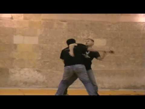 Malta Self-Defence Academy demo