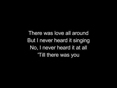 'Till there was you - The beatles (lycris) | letra