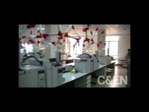 Inside a Chinese Drug R&D Lab