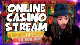 🔥 ROSHTEIN online casino stream | BIG WIN AND SLOT MACHINE