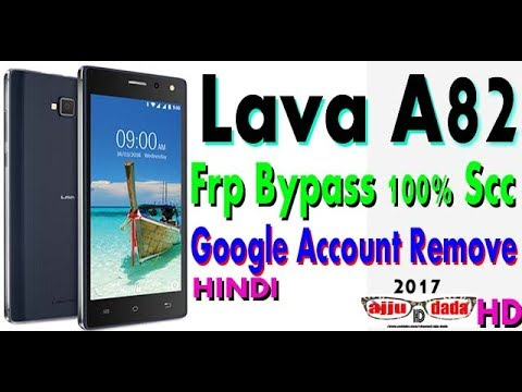 Lava A82 Frp Bypass 100% Scc Google Account Remove । हिंदी