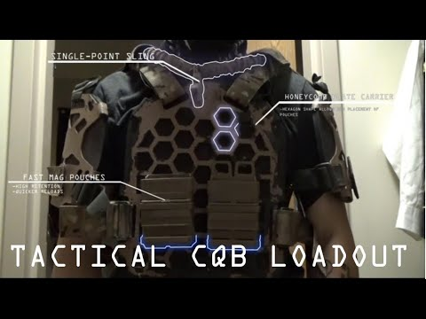 BEST MagFed Paintball Loadout: TACTICAL CQB 2020
