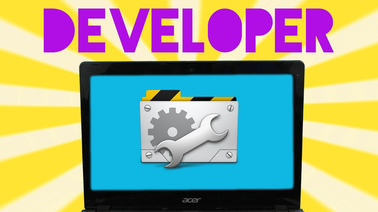 How to Enable Developer Mode and USB Booting Chromebook