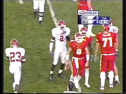 2003 Oklahoma vs Iowa State