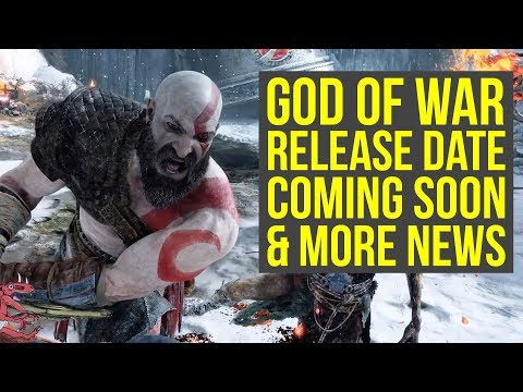 God of War Release Date COMING SOON, Unlockable Outfits & More Info (God of War PS4 - God of War 4)