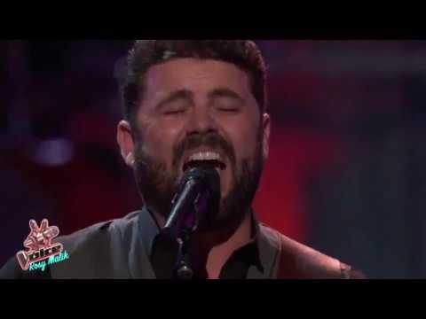 The Voice Season 14 - KNOCKOUT-   Pryor Baird  Vs  Jaron Strom  2018 Full.