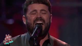 The Voice Season 14 - KNOCKOUT-   Pryor Baird  Vs  Jaron Strom  2018 Full. Mp3