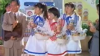 ハウス食品『こんがりポテトチップス Theじゃが』 CM 【地井武男】 1995/10