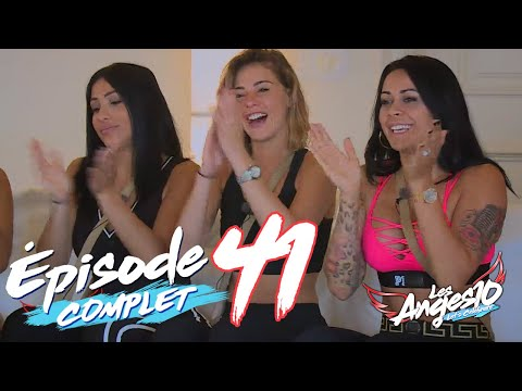 Les Anges 10 (Replay entier) - Episode 41