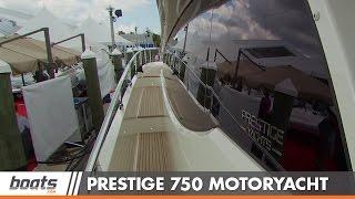 2015 Prestige 750: First Look Video