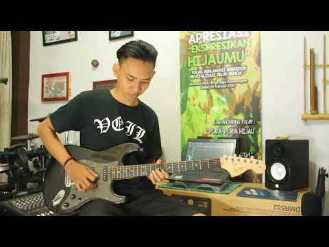 Superman Is Dead - Jika Kami Bersama (Guitar Cover)