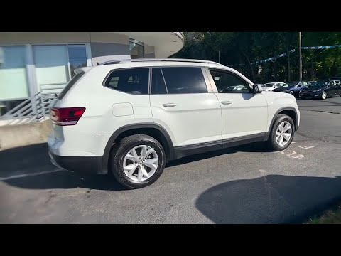 2018 Volkswagen Atlas Troy, Albany, Schenectady, Clifton Park, Latham, NY 5480ZR