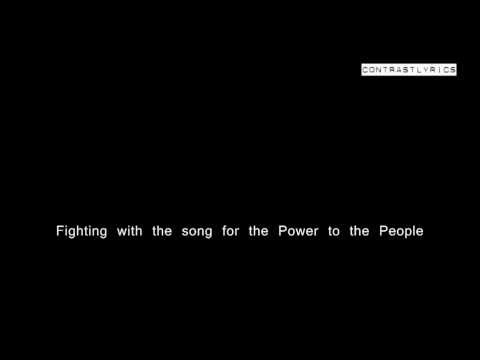 Power to the People - F i i - Full Lyric Video from the channel Contrast Lyric