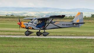 Полет на самолете SILA 450 C смотреть