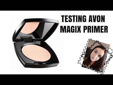 TESTING AVON MAGIX PRIMER|PRIMER WEEK