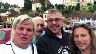 Pothole Rodeo - Rallye ans Schwarze Meer
