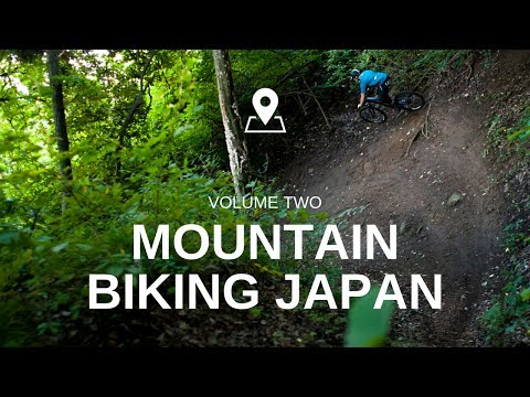 Loamy MTB Trails in Nagano, Japan!