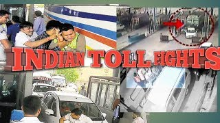 Top 10 toll plaza fights in india