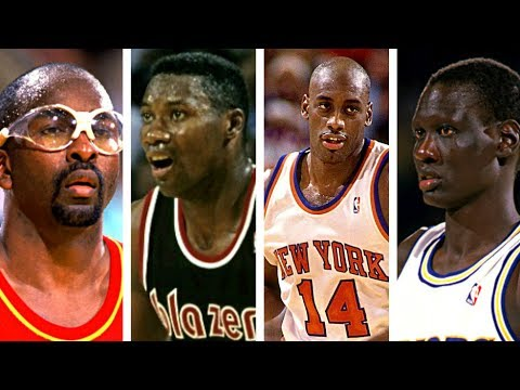 Top 10 Former NBA Players who Died this Decade (2010 - 2017)