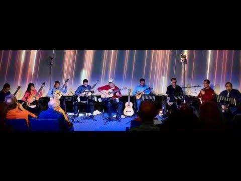 Jacaré Instrumental 2017 Full  Concert - Welson Tremura