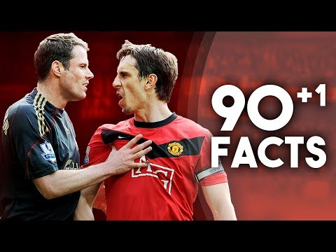 90+1 Facts About Football Derbies!