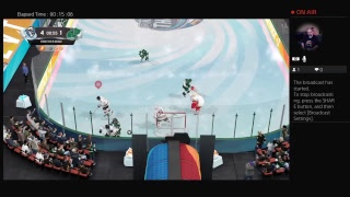 Drunken Gaming - NHL 2018 -testing camera