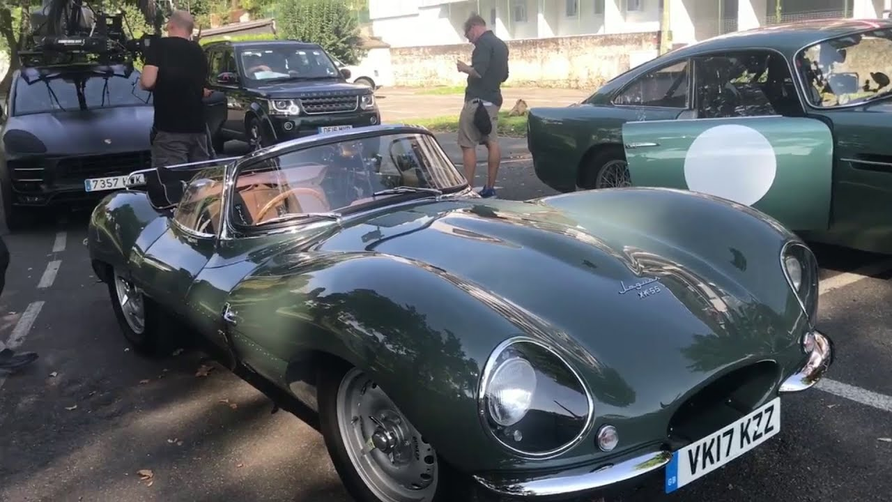 the grand tour behind the scenes in pau france racing a jaguar xkss vs aston martin db4 season. Black Bedroom Furniture Sets. Home Design Ideas