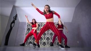 Dancehall choreo by Muchacha | Vybz Kartel - rambo kanambo