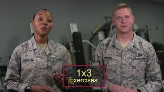 Couch to BMT - PT Schedule & Wrap-up
