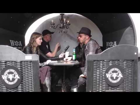 (RU subs) 2015 Interview with Oomph! on Wacken Open Air by Realisart!