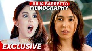 Julia Barretto's Filmography | Special Video