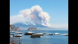 В Италии бушуют лесные пожары