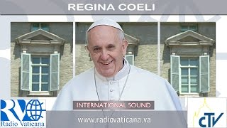 2017.05.21 - Regina Coeli