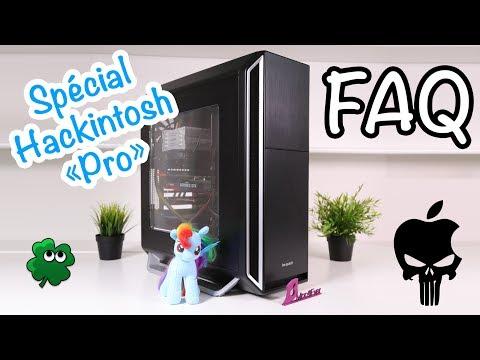 """FAQ Hackintosh (""""Pro"""" - 2017)"""