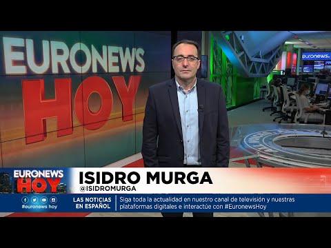 Euronews Hoy | Las noticias del miércoles 16 de junio de 2021