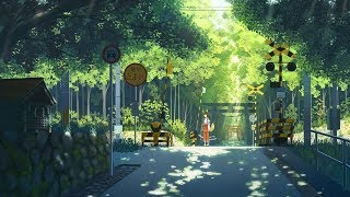 Peaceful Piano Music - Relaxing Sleep Music, Summer Farewell