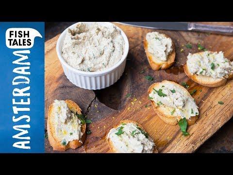 Portugese SARDINE Paté   Pâte De Sardinha   Bart Van Olphen