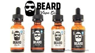 Beard Vape Co: E-Liquid Review