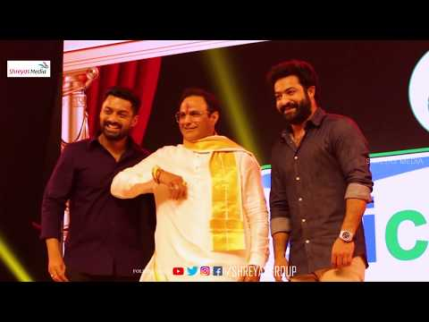 Best Moments From NTR Kathanayakudu Audio Launch || Jr Ntr || Shreyas Media Orginals