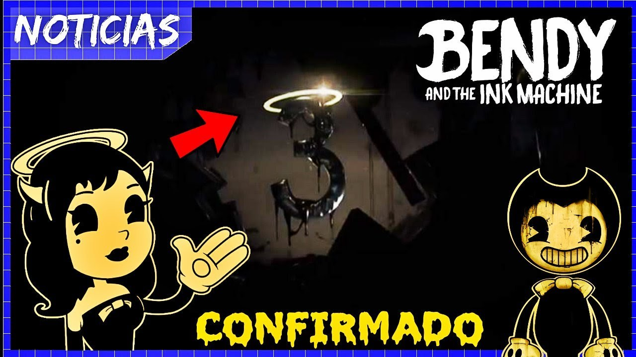 CHAPTER THREE CONFIRMADO - ALICE ANGEL - Trailer Official ...