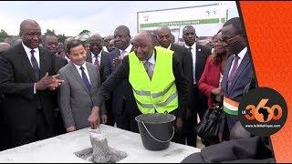 Le360.ma • Lancement travaux 4ème pont Abidjan
